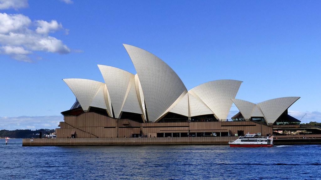 Sydney Opera House The Sydney Opera House Is Australia S