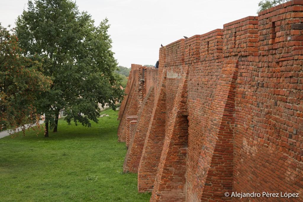 Muralla de la Barbacana de Varsovia
