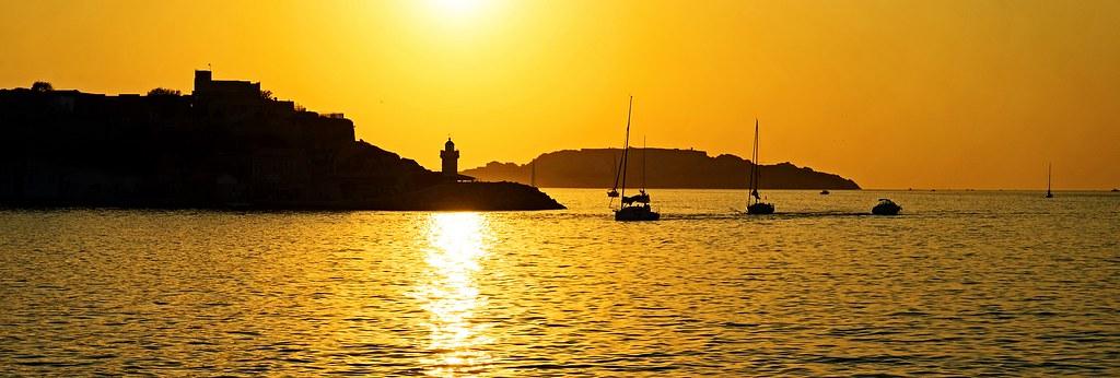 Marseille retour au port au coucher de soleil ce soir l flickr - Coucher de soleil marseille ...
