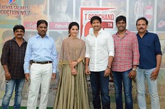 Gopichand New Movie Opening Stills