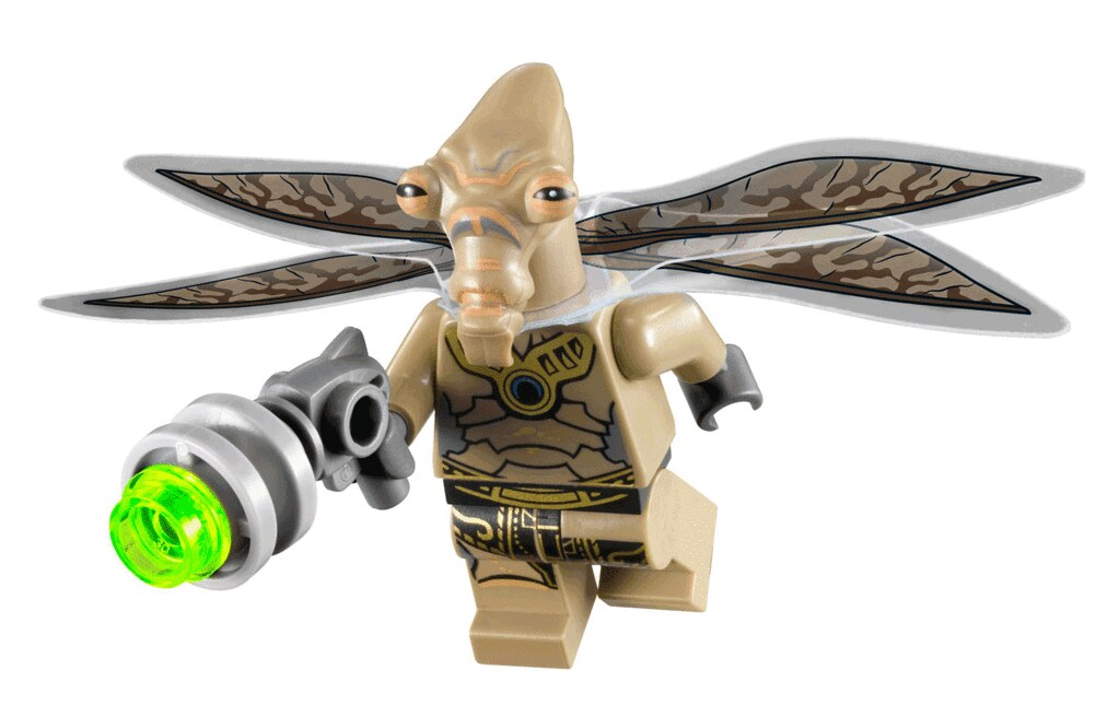 sw381 Clone Wars Minifig FREE POST LEGO Minifigure Star Wars Geonosian Warrior