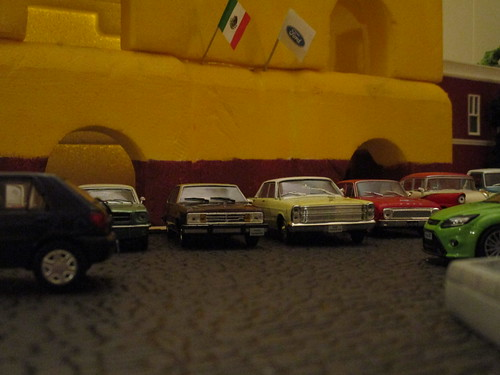 Mexican Street Scene -- Car Show | by IFHP97