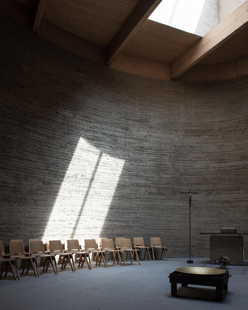 kapelle der vers hnung berlin architects peter sassenroth flickr. Black Bedroom Furniture Sets. Home Design Ideas