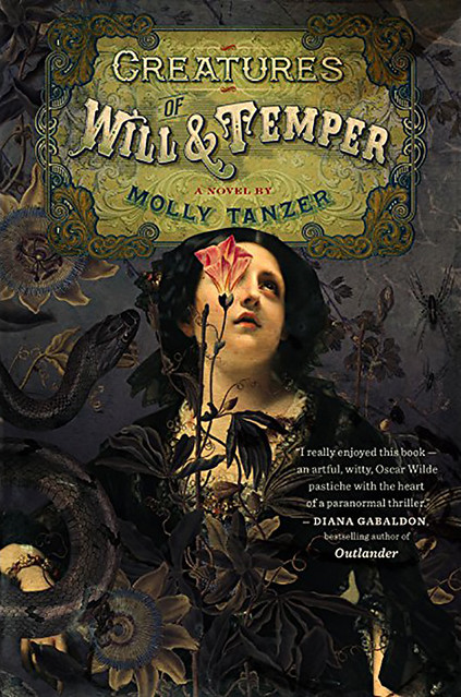 7900a4ba Absinthe makes the brain grow more creative — at least in the case of Molly  Tanzer, whose encounter with the spirit helped to inspire her novel  Creatures of ...