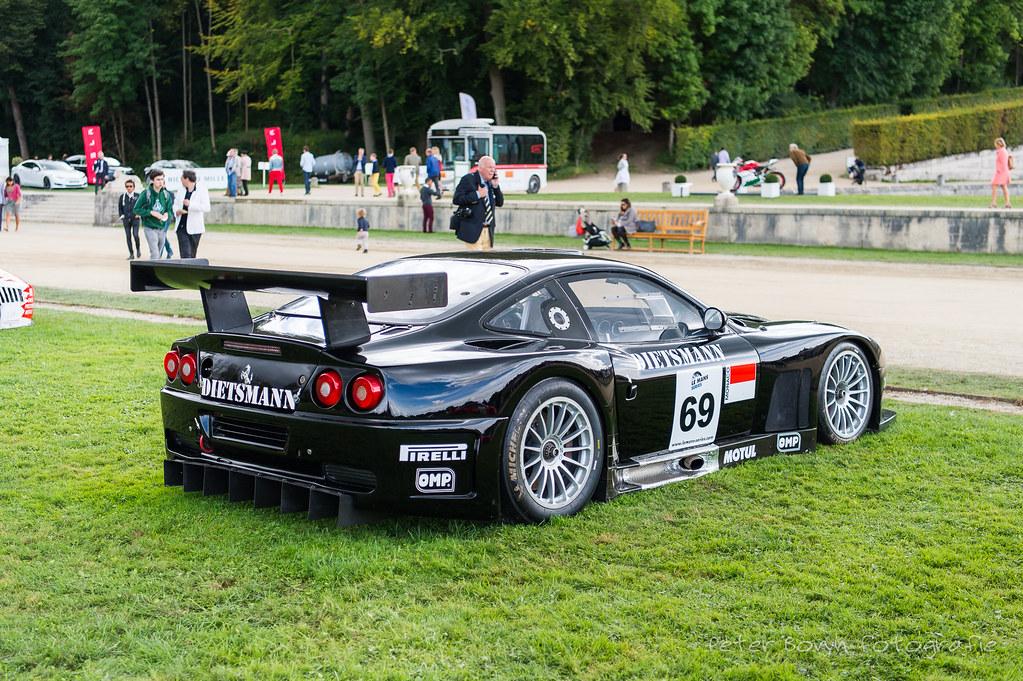 Ferrari 575 Gtc 2003 Chassis N 2204 24 Hrs Du Mans 2005 Flickr