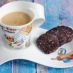 Kokos-Schokoladen-Plätzchen