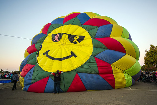 ClovisFest & Hot Air Balloon Fun Fly | by GMLSKIS