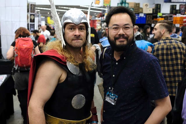 Fan Expo Vancouver 2017 | Canada Place