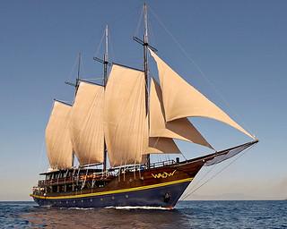 MSY waow barco de buceo Indonesia Komodo