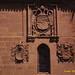 Detalle en la catedral de Santo Domingo de la Calzada