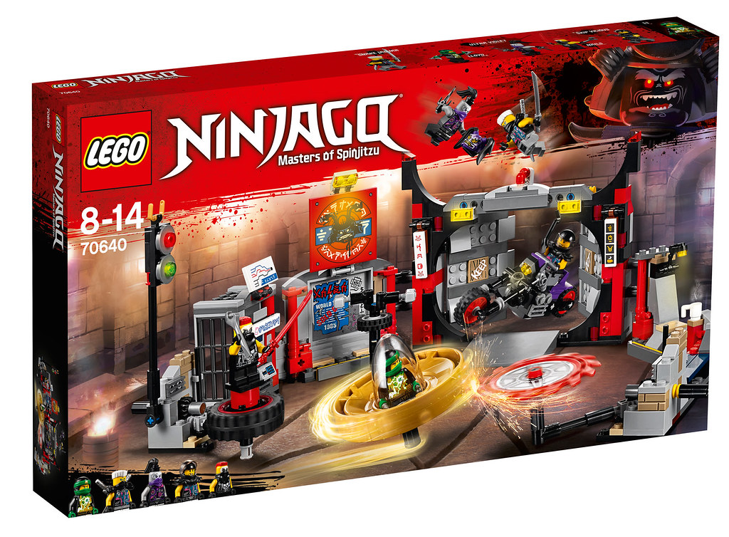 Image Result For Lego Ninjago Coloring