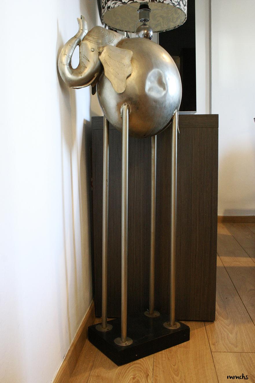 decoración elefantes de Dalí