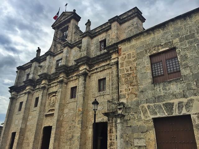 Iglesia de los Jesuítas de Santo Domingo, ahora Panteón de la Patria