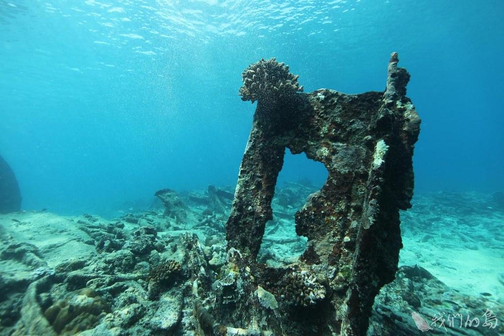 933-2-1東沙的水下考古與歷史,也具有國際研究的潛力。