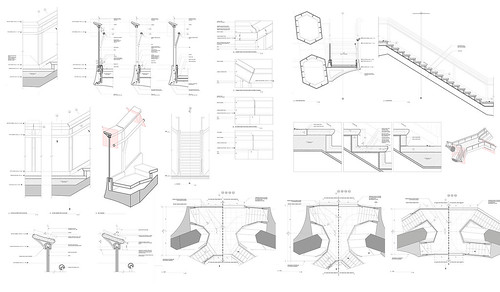 Thomas Heatherwick - HudsonYards Vessel - Drawings 09 | by 準建築人手札網站 Forgemind ArchiMedia