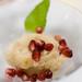Apple Sorbet and Pomegranate Seeds - The Fourth Estate, Washington DC