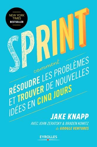 Sprint, par Jake Knapp