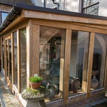 Timber Framer - Sun Room