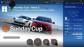 Gran Turismo Sport - GT League - Sunday Cup