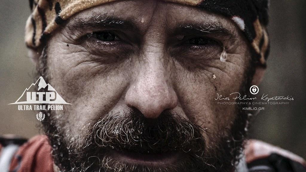 Κώστας Τσαντός, Face of UTP: από το πολυαναμενόμενο promo trailer του Ultra Trail Pelion!