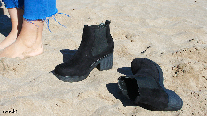 botines Destroy Woman mujer