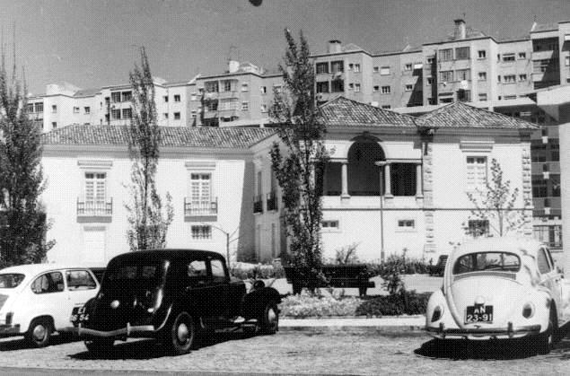 Palácio dos Coruchéus, Lisboa (V.G. Figueiredo, 1972)