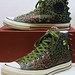 '70 CONCEPTS ''Zaire'' Leopard Camo - Spinach Green & Brown Hi 146908C