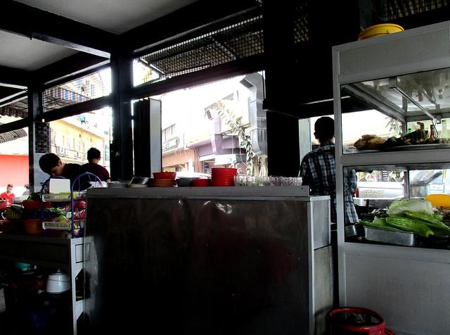 Chu char stall
