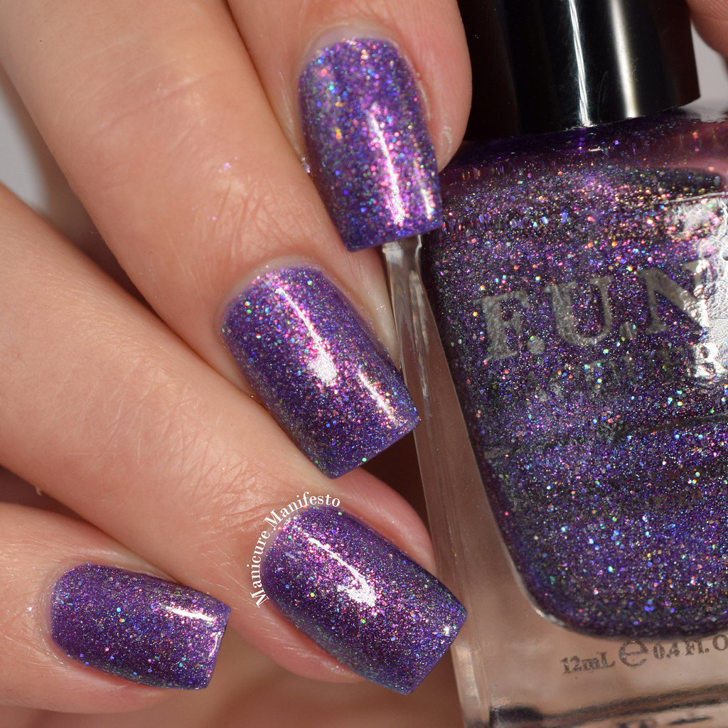 FUN Lacquer RSVP swatch