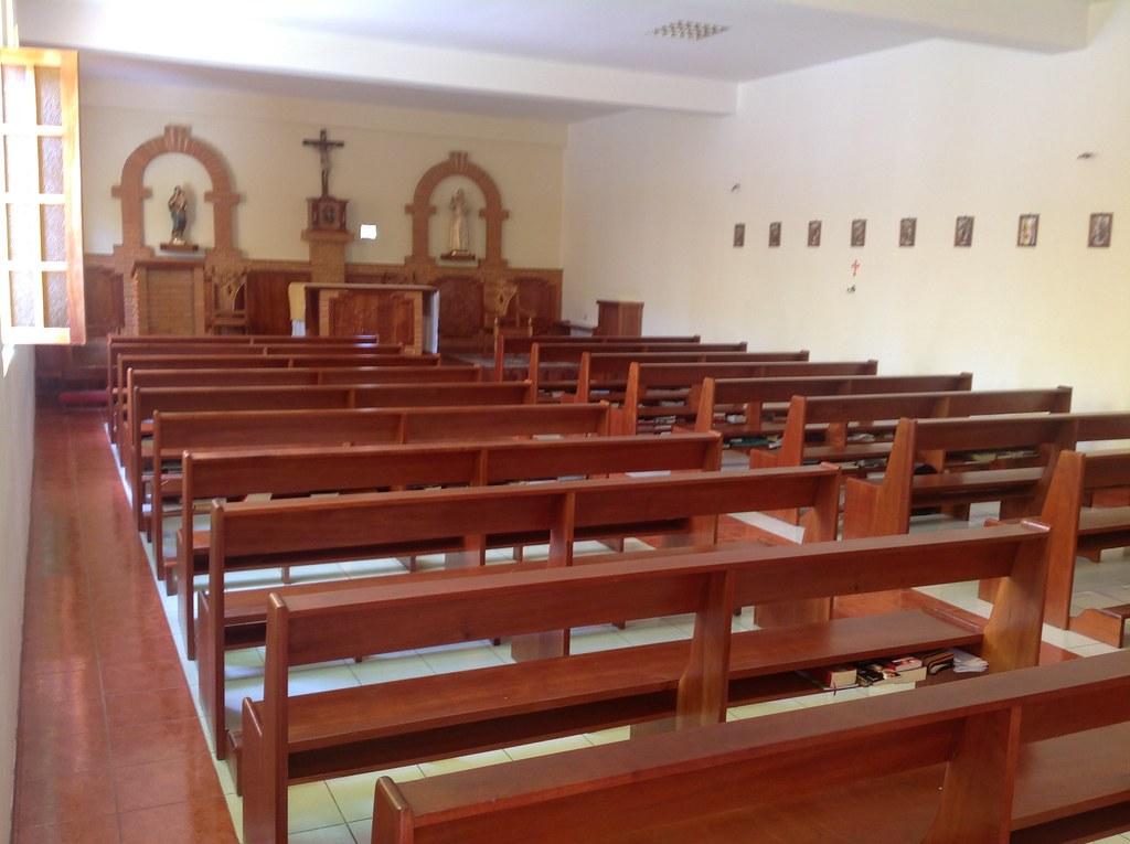 Capilla del Seminario Menor de Moyobamba