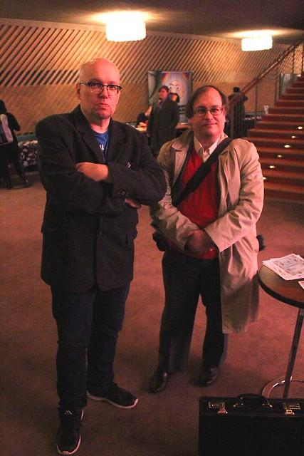 Thomas Karlsson och Ola Hammarlund.