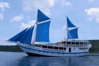 Pearl of Papua Vida a bordo Indonesia