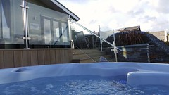 Willerby Ridgewood. Hot Tub