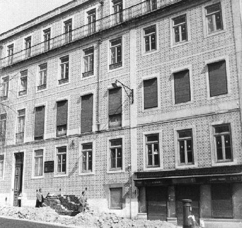 Rua de Arroios, 172B-174, lisboa (A. Goulart, 1962)