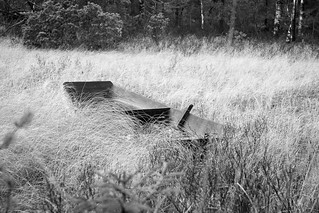 Abandoned skiff | by Anders Bromell