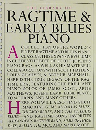PDF The Library Of Ragtime And Early Blues Piano (Library … | Flickr