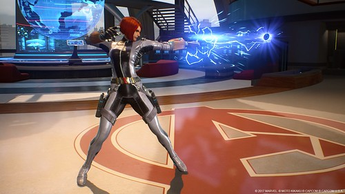 Marvel vs. Capcom Infinite: Black Widow Premium Costume | by PlayStation.Blog