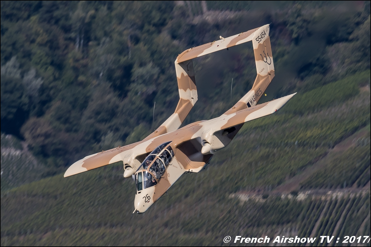 ov-10 bronco montelimar , F-AZKM ,Musée européen de l'aviation de chasse , Breitling Sion Air Show 2017 , sion airshow , montagne , Alpes suisse , Canton du Valais , Meeting Aerien 2017
