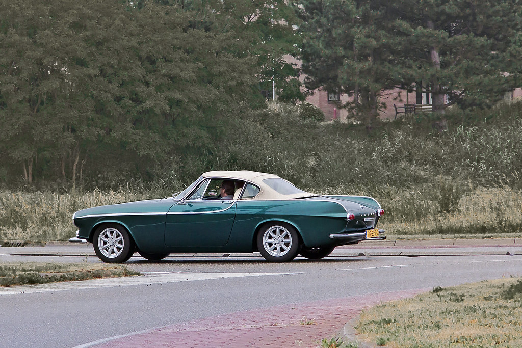 ... VOLVO P1800 Sport Convertible 1966* (7105) | By Le Photiste