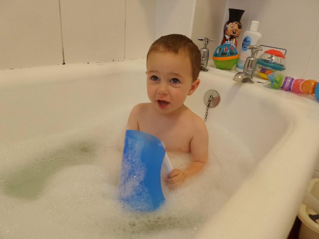 Bath time   Batsgirl   Flickr