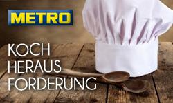 Metro Kochherausforderung Herbst: Das Menü