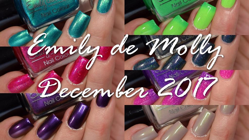 Emily De Molly December 2017 collection