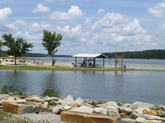 Beach at Bay Springs Lake