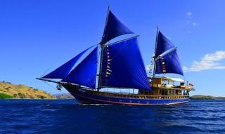 Barcos de vida a bordo en Filipinas