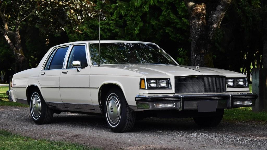Limited Sedan >> 1985 Buick LeSabre Limited 4-door sedan   Custom_Cab   Flickr