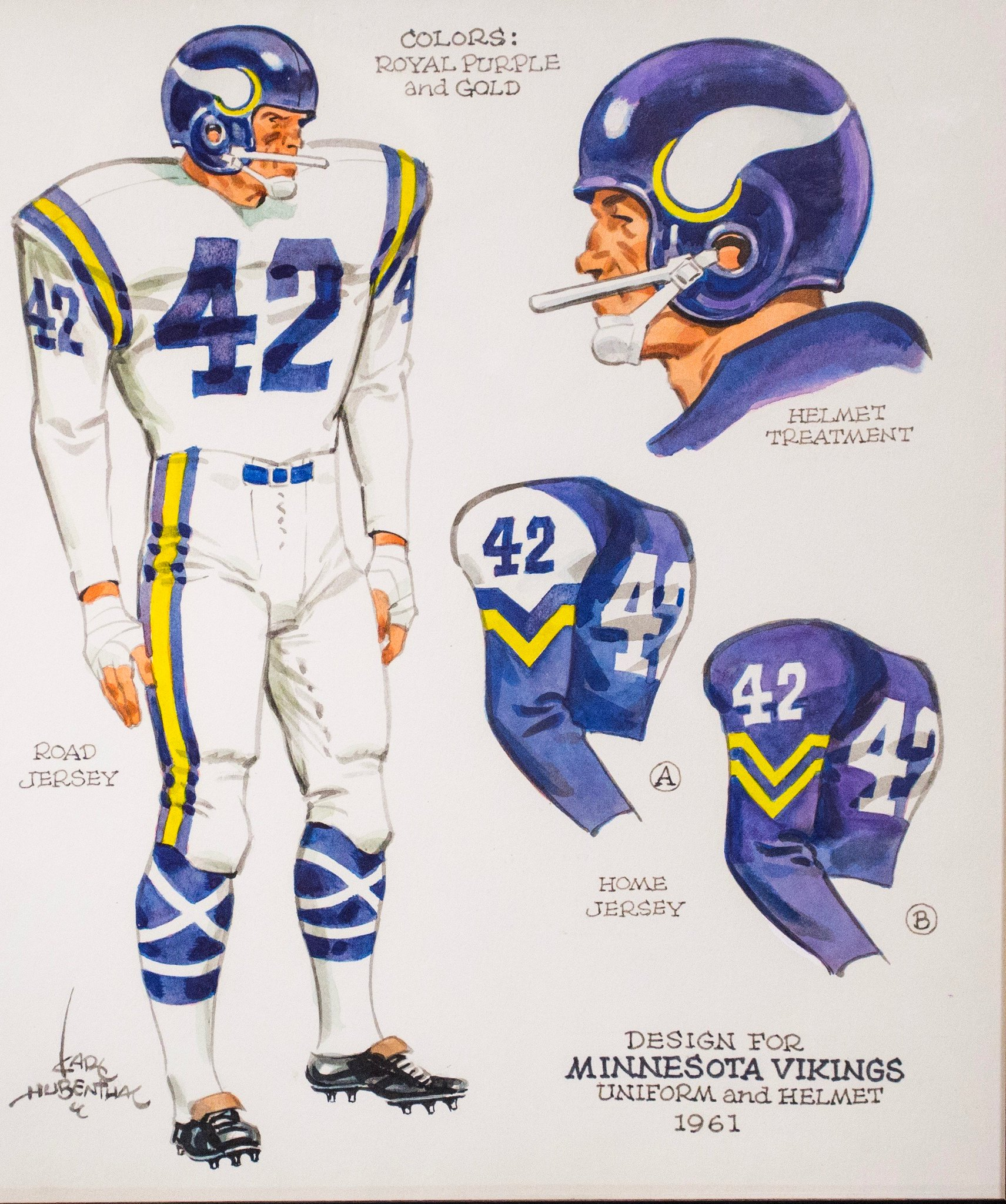 b5da3557183606 So instead the Vikes went with Northwestern striping — which is exactly  what the Rams were wearing at the time.