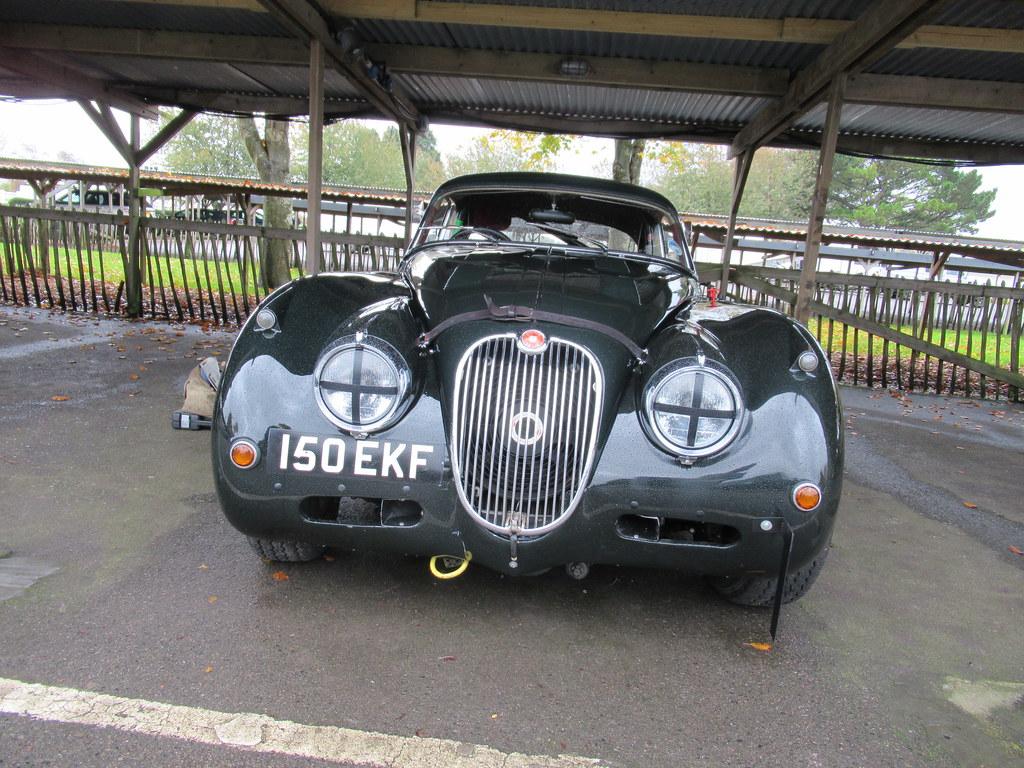 Jaguar XK150s 1959, AC Owners Club MSA Sprint, Goodwood | Flickr
