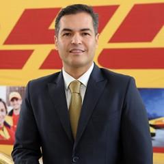Allan Cornejo, DHL Express Colombia