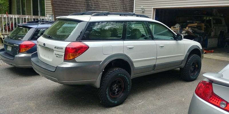 Subaru Outback Lift Kit >> 4 INCH ADF lift kit on a 05 Outback - Page 2 - Subaru ...