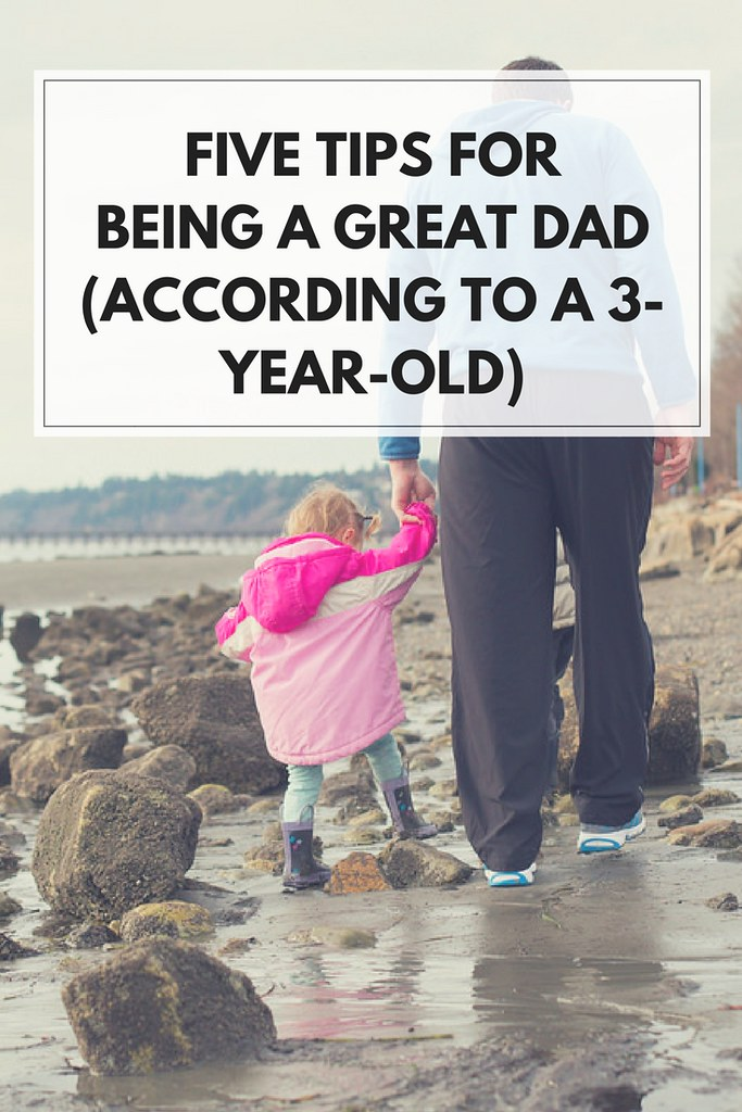 Curious what a child thinks makes a great dad? It's pretty simple!